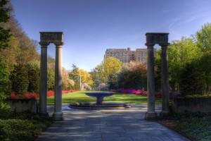 Osborne Gardens, Brooklyn Botanical Gardens