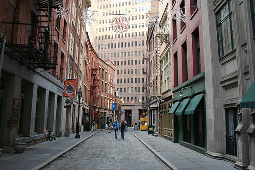 Stone Street Historic District